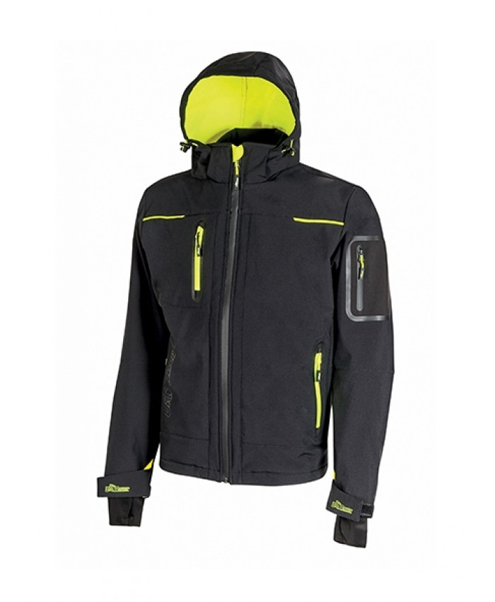 UPOWER Giacca soft shell