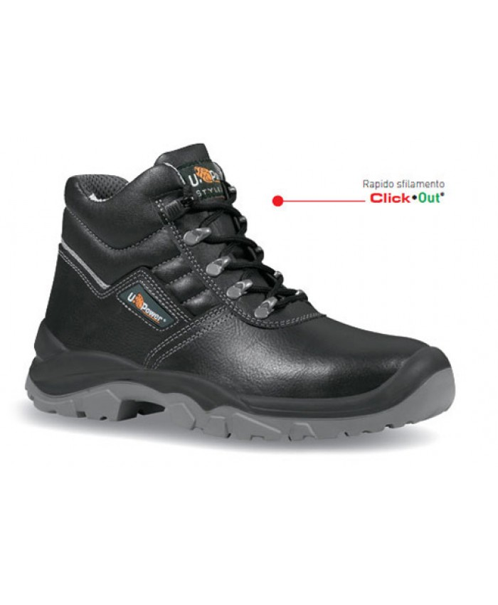 UPOWER Scarpa antinfortunistica  REPTILE S3  UPOWER